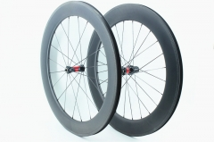 Kaze 26mm(Wide) DT Swiss 240 EXP built  tubeless wheelset 20H/24H