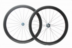 Kaze 26mm(wide) White Industry T11 built tubeless wheel set 20H/24H