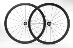 Kaze 26mm(wide) Chris King built Tubular wheel set 20H/24H