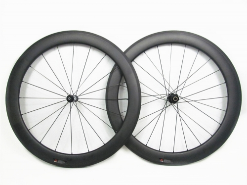 Classic 25mm wide Tubular built with DT Swiss 350 SP hub 20H/24H