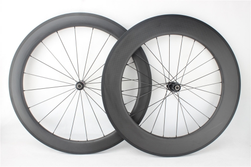Customize Road Rim Brake Tubular Wheelset