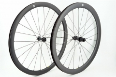Gravel Wheelset built with DT Swiss 180 EXP hub