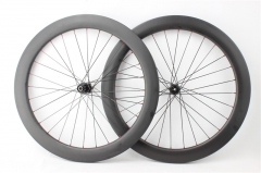 Classic Disc DT Swiss 240 EXP built 25mm wide tubeless wheel set