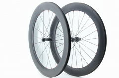 Kaze 26mm(wide) DT180 Exp built tubeless wheel set 20H/24H