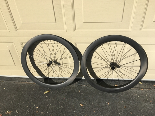 Ultralight Feder 27mm / 28mm(wide) Farsports RD230 built wheel set 21H/21H