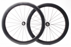Kaze 26mm(wide) Chris King built tubeless wheel set 20H/24H