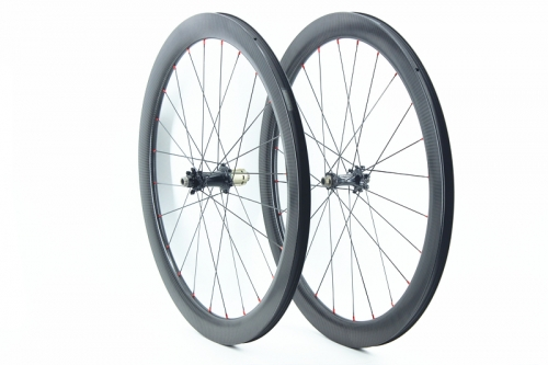 Gravel Wheelset built with Extralite Cyber SPD3 DISC
