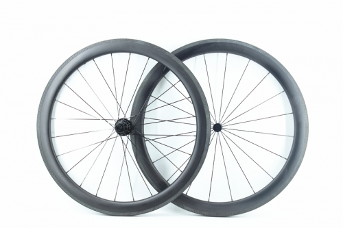 Feder 26mm(wide) Tune hub built tubeless wheel set 20H/24H